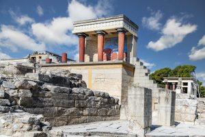 Cnosso, sito archeologico a Creta
