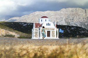 Chiesa di Agia Fotina, Creta