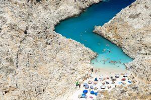 Seitan Limani, Creta
