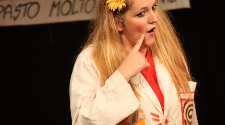 Giorgia Montani corsi di teatro